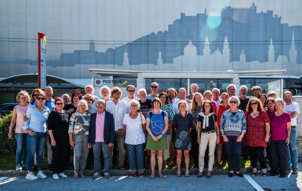 slow food Oberösterreich besuchte Vorarlberg (Foto Tom Mesic)
