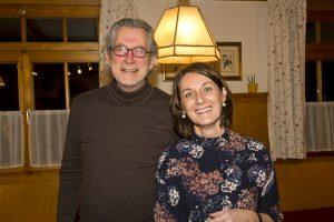 Peter Stöger, Sabine Venier